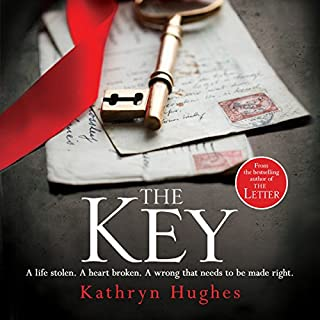 The Key                   By:                                                                                                                                 Kathryn Hughes                               Narrated by:                                                                                                                                 Joanne Froggatt                      Length: 10 hrs and 12 mins     700 ratings     Overall 4.5
