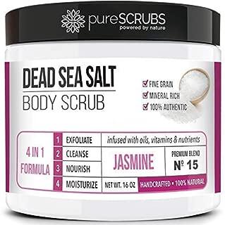 body scrub to remove dead skin