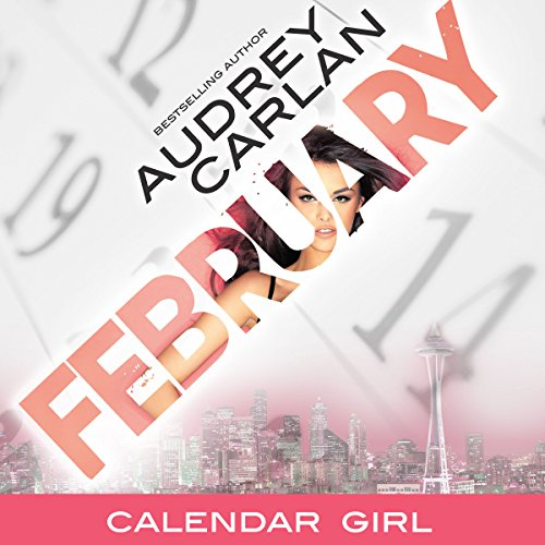 February audiobook cover art