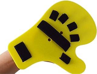 SCH-SC モジュール 指スプリント、手の手首の指フレックス攣縮拡張ボードスプリント装具療法脳卒中片麻痺脳卒中指別のプレート PCアクセサリ