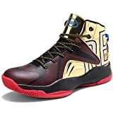Chaussures de Basketball Homme, 10-or, 45 EU
