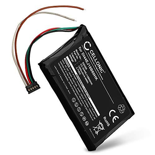 CELLONIC® Batería Premium Compatible con Garmin Edge 1000 (010-01161-00), DI44EJ18B60HK, DJ39EK07D02AS, DJ39EJ47D0094, 361-00035-06 1200mAh Pila Repuesto bateria