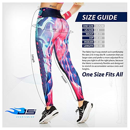 51MsZovoUoL The Best Gym Leggings That Don't Fall Down 2021