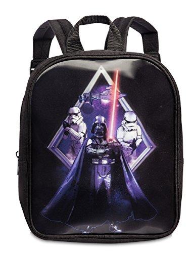 Fabrizio Disney Star Wars Darth Vader Rucksack mit 3 D Wackelbild 80646-9800
