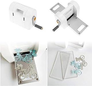 Oulensy Die Machine de découpe embossage Scrapbooking Cutter Piece Die Cut Paper Cutter Machine Die-Cut Accueil Bricolage ...