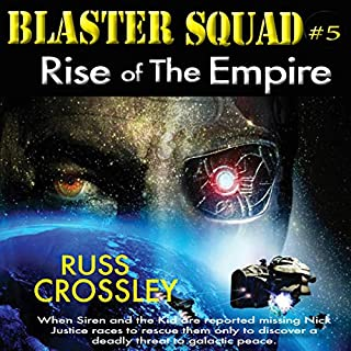 Rise of the Empire audiobook cover art