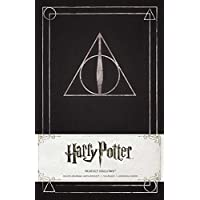 Harry Potter Deathly Hallows Hardcover Ruled Journal (Insights Journals)