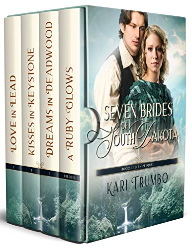 Seven Brides Of South Dakota Series 1-3 by Kari Trumbo ebook deal