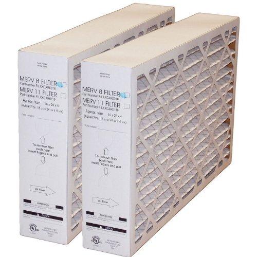Bryant / Carrier Genuine OEM MACPAK Filter FILXXCAR0016 (2-Pack)
