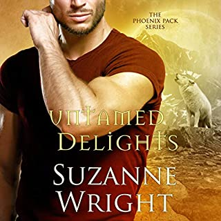 Untamed Delights audiobook cover art