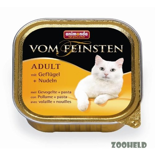 Animonda Cat v. Fein. Adult mit Geflügel & Nudeln 100g