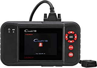 Launch OBD2 診断機 日本語 故障診断 自動車 ENG/AT/ABS/SRS/EPB/SAS/オイルサービス/ライトリセット用 スキャンツール オート-X431 VIII [専門店品質]