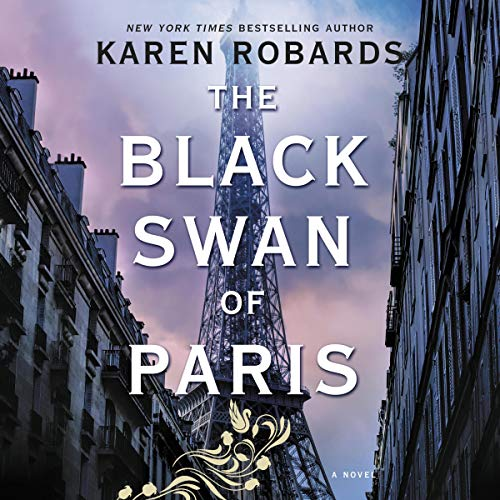 The Black Swan of Paris audiobook cover art
