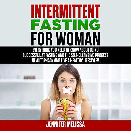 Intermittent Fasting for Woman cover art