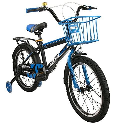 Airel Bicis Infantiles   Bici con Ruedines y Cesta   Bicicletas Infantiles para Niños y Niñas   Bicicletas 16 y 18 Pulgadas   Bicicletas niños 4-7 años