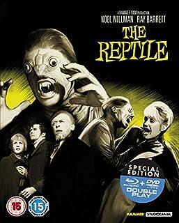 The Reptile (Blu-ray + DVD) [1966] (B006C1B104) | Amazon price tracker / tracking, Amazon price history charts, Amazon price watches, Amazon price drop alerts