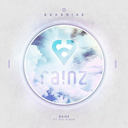 GENIE MUSIC Rainz - Sunshine (1St Mini Album) Cd+Photocard+Postage Stamp+Name Card