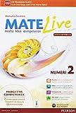 Matelive. Per la Scuola media. Con e-book. Con 2 espansioni online (Vol. 2)