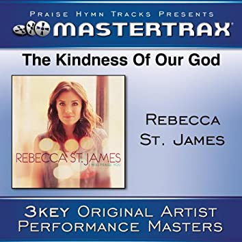 The Kindness Of Our God [Performance Tracks]