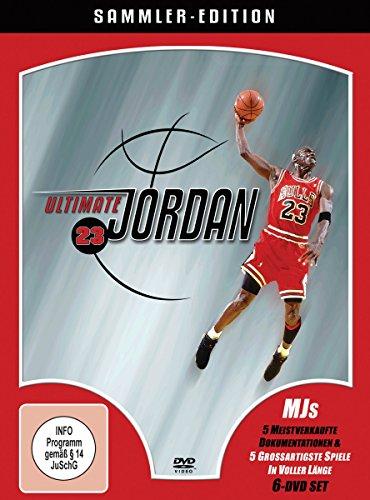 Ultimate Jordan - NBA Collectors Edition (6DVDs)