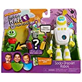HobbyKids Action Figures - Robot, Multi-Color