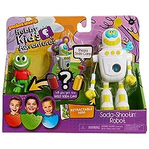 HobbyKids Action Figures - Robot, Multi-Color