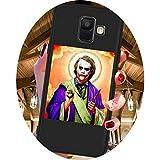 Joker Silicone Soft TPU funda Funny Over for Samsung Galaxy A7 A8 A9 A10 A30 A40 A50 A70 A80 J4 J5...