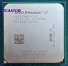 AMD Phenom II X4 925 HDX925WFK4DGI HDX925WFK4DGM Deneb 2.8 GHz 4x512 KB L2 Cache AM3 CPU 938-Pin