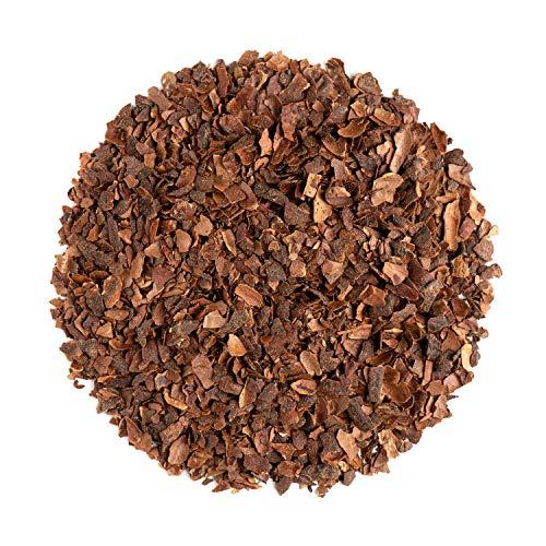 Un delicado aroma a chocolate que brinda una experiencia insuperable para los sentidos. Ideal en infusión o para dar sabor a chocolate a un postre. ¡Pura salud! La cascarilla de cacao es una fuente natural de antioxidantes, hierro, magnesio y zinc. E...