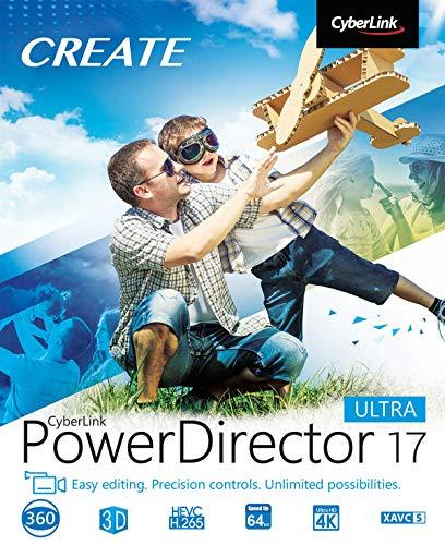 Cyberlink PowerDirector 17 Ultra [PC Download]