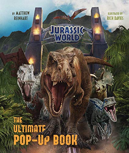 Jurassic World: The Ultimate Pop-Up…