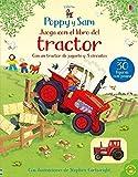 Poppy Y Sam Juega Con El Libro Del Tractor