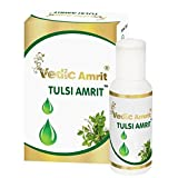 Kudos Vedic Tulsi Amrit Drop Natural Immunity Booster 15Ml X 2 Bottles