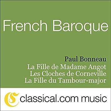 Charles Lecocq, La Fille De Madame Angot