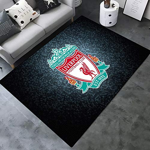 Arsenal Football Club Floor Tappeto approssimativamente 50 Centimetri x 80 Centimetri