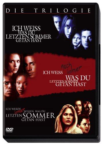 Ich weiß, was du letzten Sommer getan hast - Die Trilogie [3 DVDs]