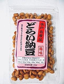 ドライ納豆 80g 梅味 5袋で1袋サービス