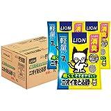 【Amazon.co.jp限定】 ニオイをとる砂 猫砂 軽量タイプ 7Lx3袋 (ケース販売)