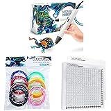 MYNT3D Pro 3D Pen + 10 Color PLA + DesignPad Mat Kit