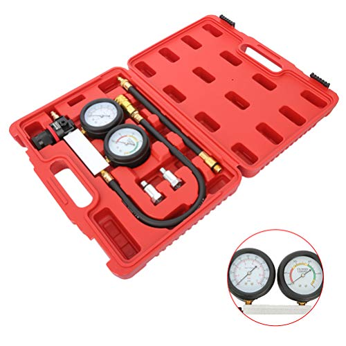 Lowest Price! Cylinder Leak Detector Engine Compression Tester Kit