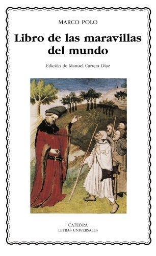 Libro de las maravillas del mundo (Letras Universales)