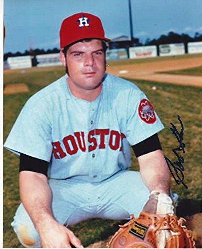 Signed Bob Stinson Picture - 8x10 - Autographed MLB Photos