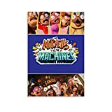 The Mitchells Vs The Machines Movie Poster Poster Decorative Painting Canvas Wall Art Living Room Posters Bedroom Painting 08x12inch(20x30cm)