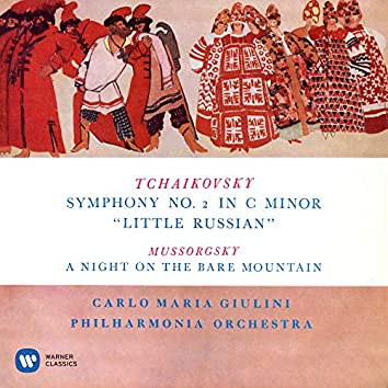 "Tchaikovsky: Symphony No. 2 ""Little Russian"" - Mussorgsky: A Night on the Bare Mountain"