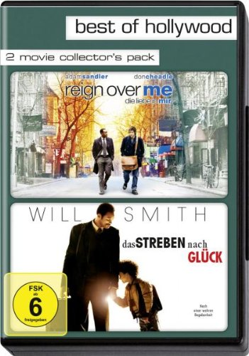 Best of Hollywood - 2 Movie Collector's Pack: Reign over Me / Das Streben nach Glück (2 DV [2 DVDs]