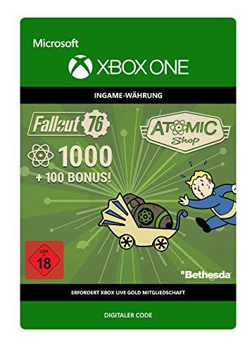 Fallout 76: 1000 (+100 Bonus) Atoms | Xbox One - Download Code