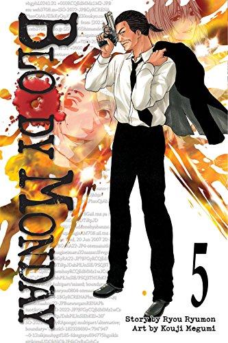 Bloody Monday Vol. 5 (English Edition)