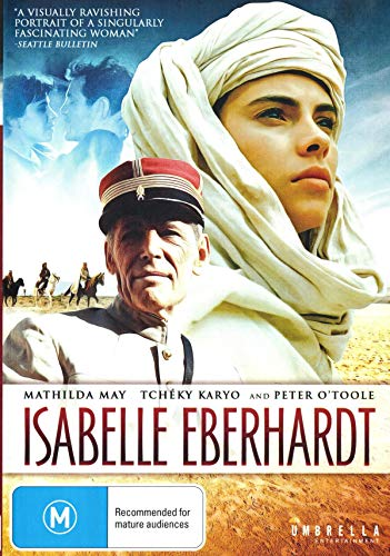 ISABELLE EBERHARDT - ISABELLE EBERHARDT (1 DVD)