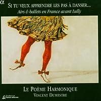 Si Tu Veux Apprendre Les Pas a Danser (Dig) (2005-08-26)