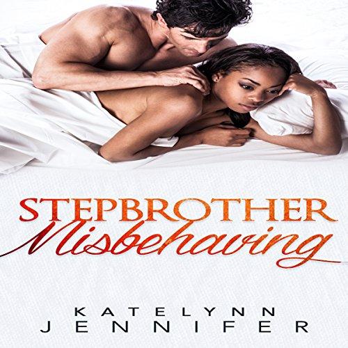 Stepbrother Misbehaving cover art
